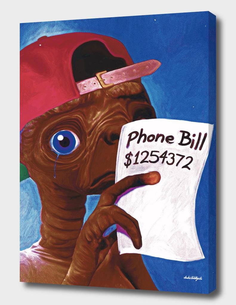 ET's Phone Bill