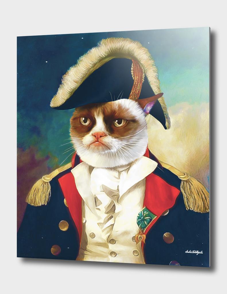 Captain Grumpy