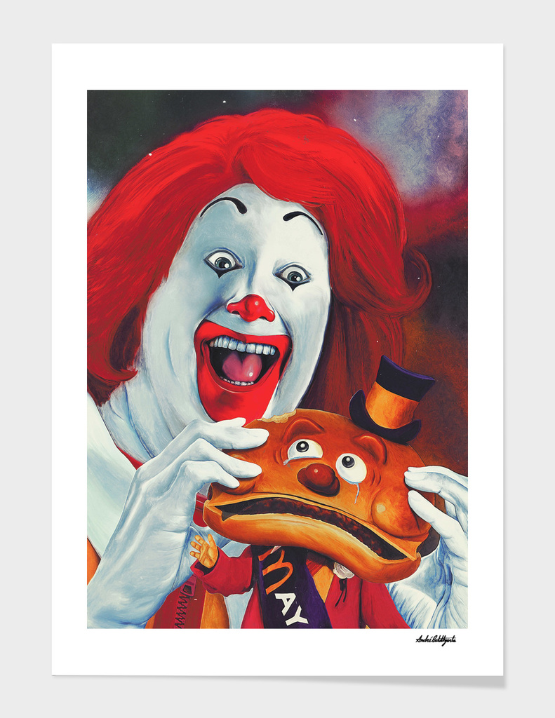 Nightmare on Burgerstreet