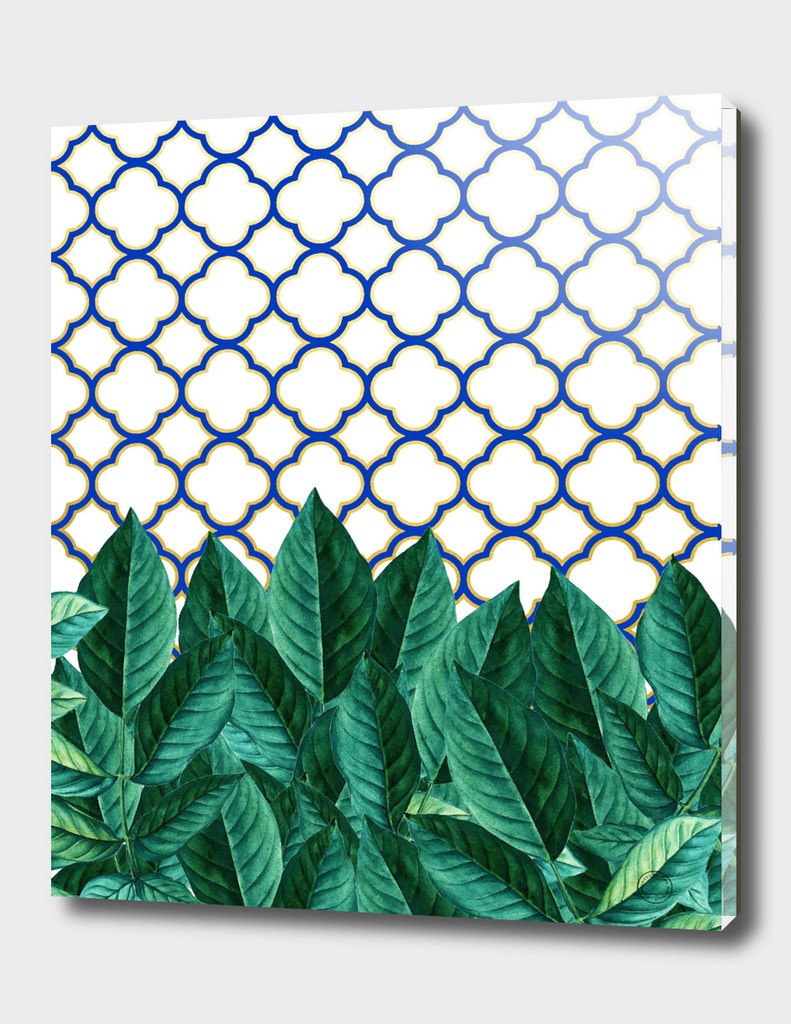 Leaves & Tiles