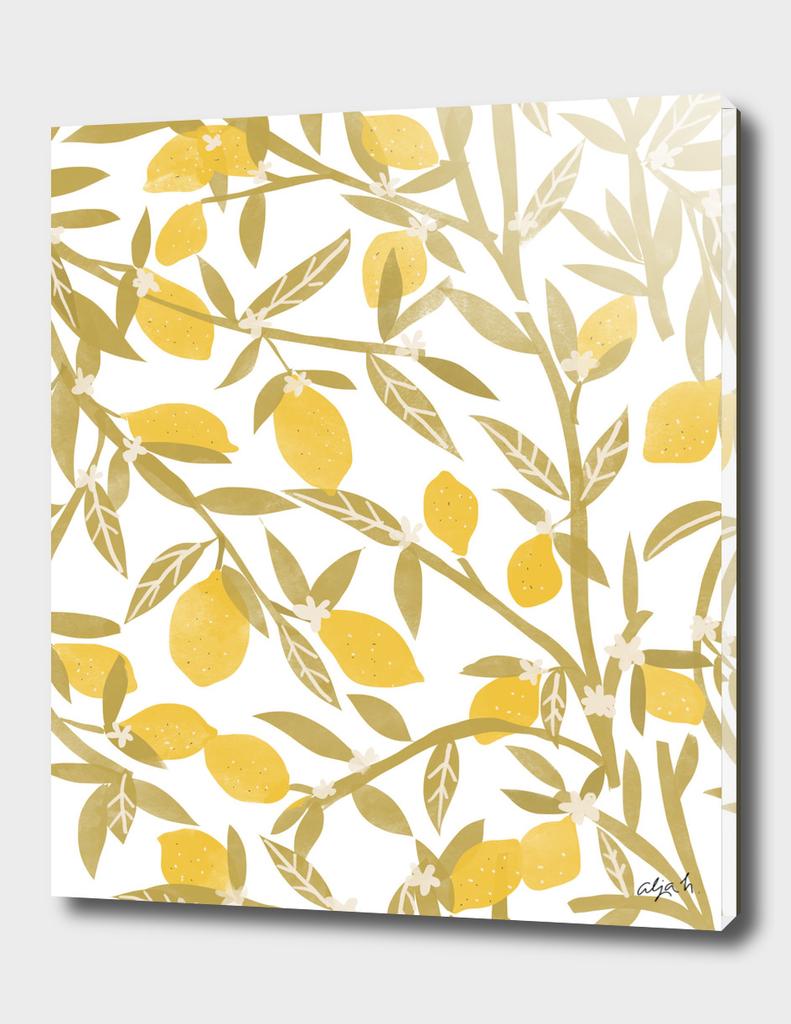 Lemon Pattern