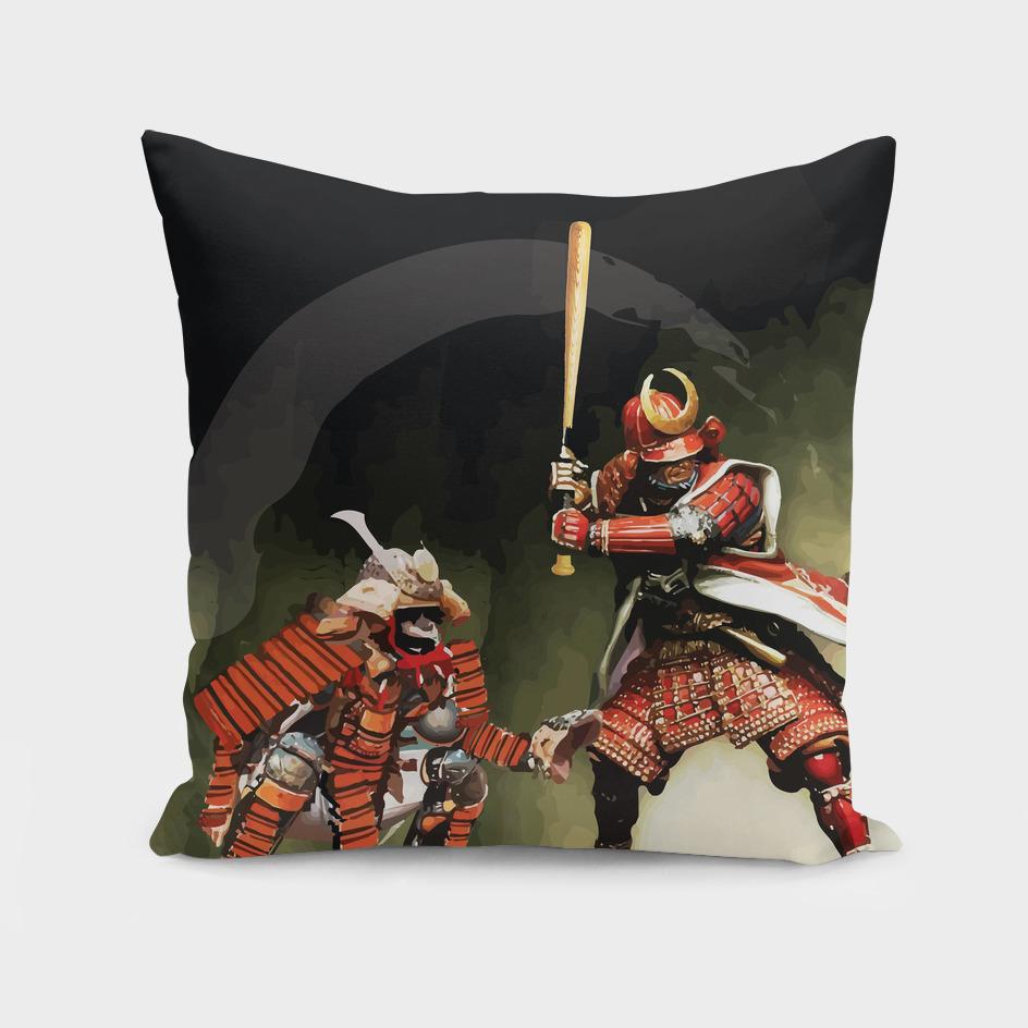 Samurai Baseball Furies