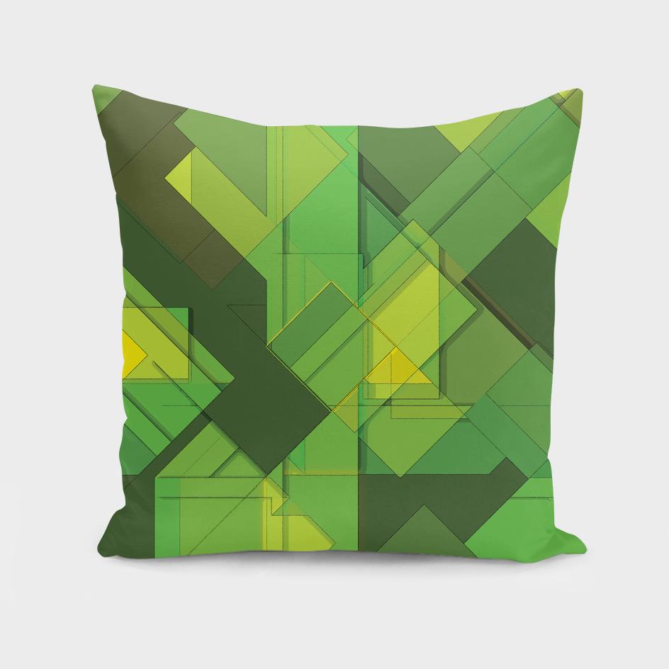 So Abstract, So Green