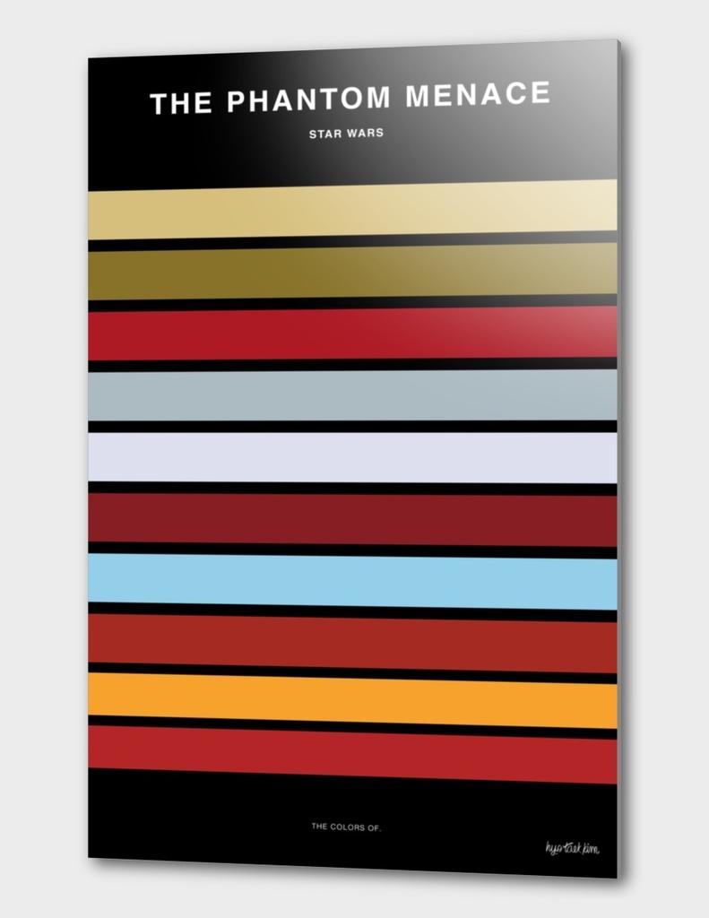 Colors of Star Wars - The Phantom Menace