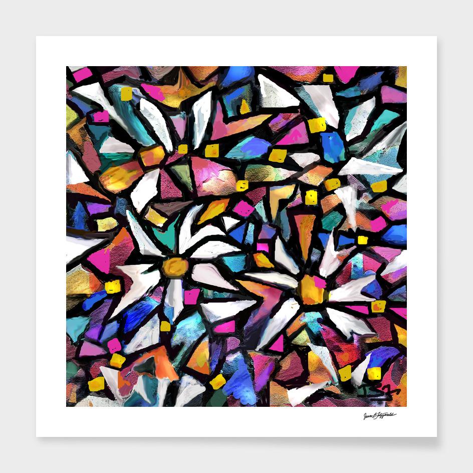 Prism Daisies