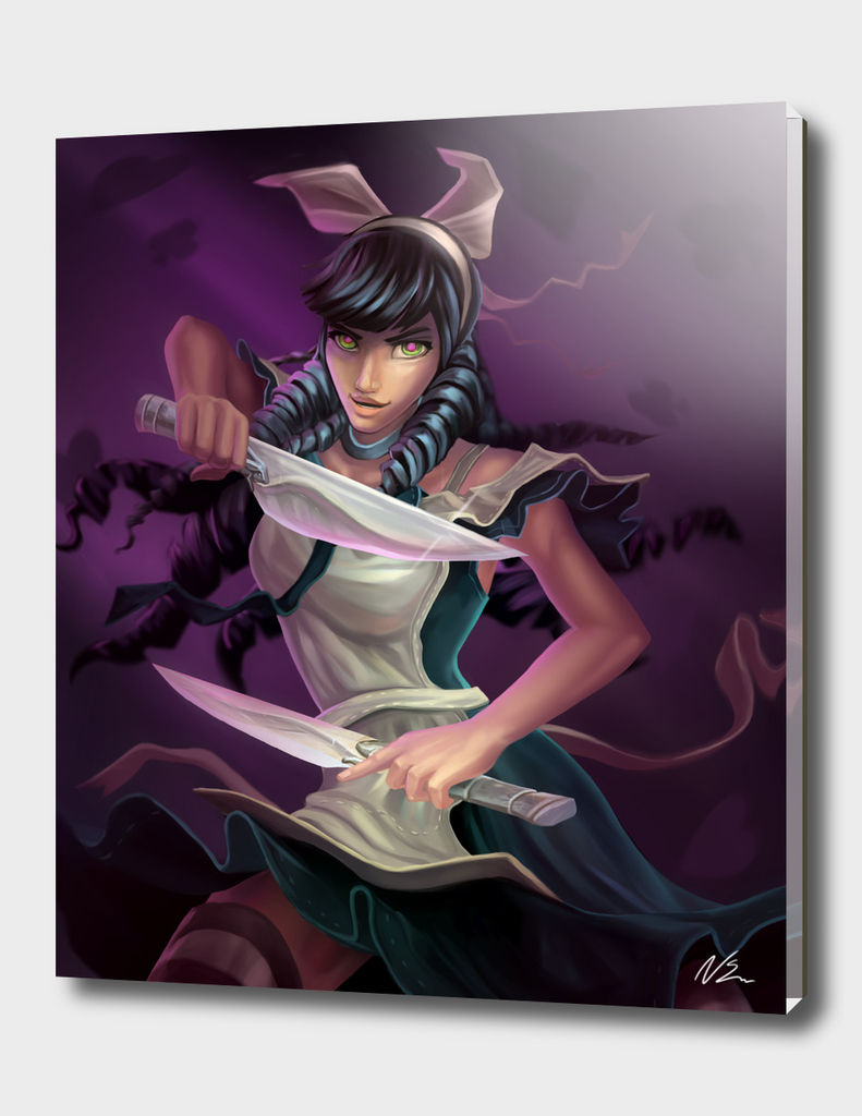 Alice Blade