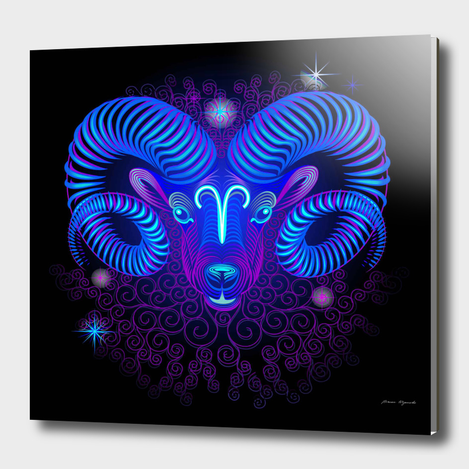 sign Aries zodiac
