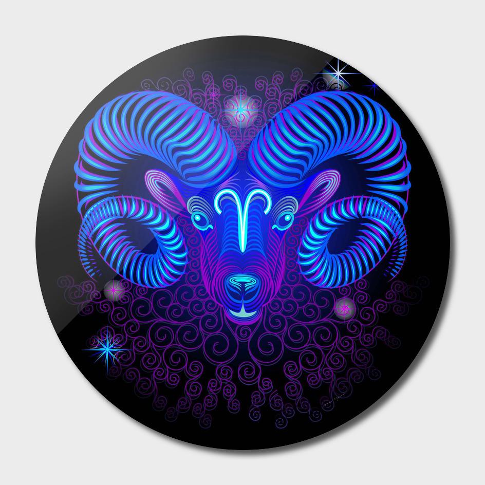 sign Aries zodiac
