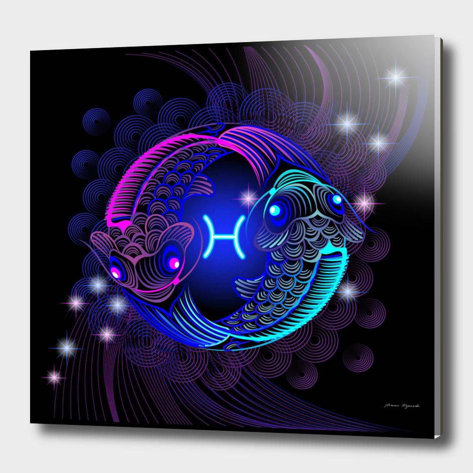 sign Pisces zodiac