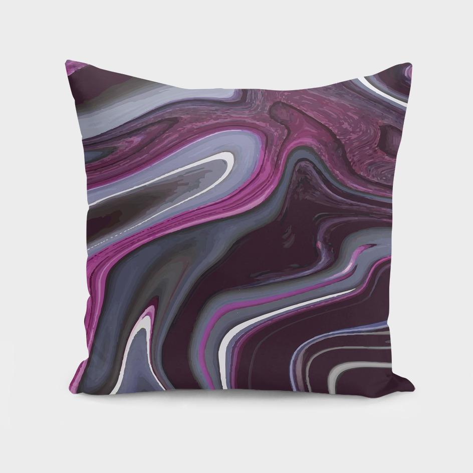Purple Marbling 002