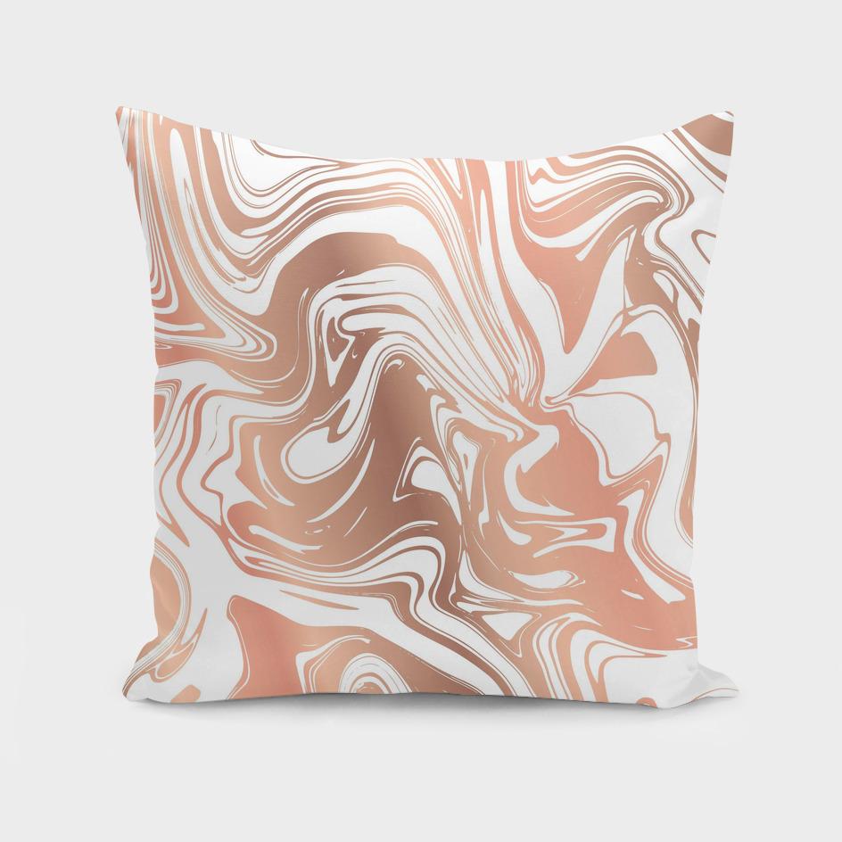 Liquid Copper Marble 029