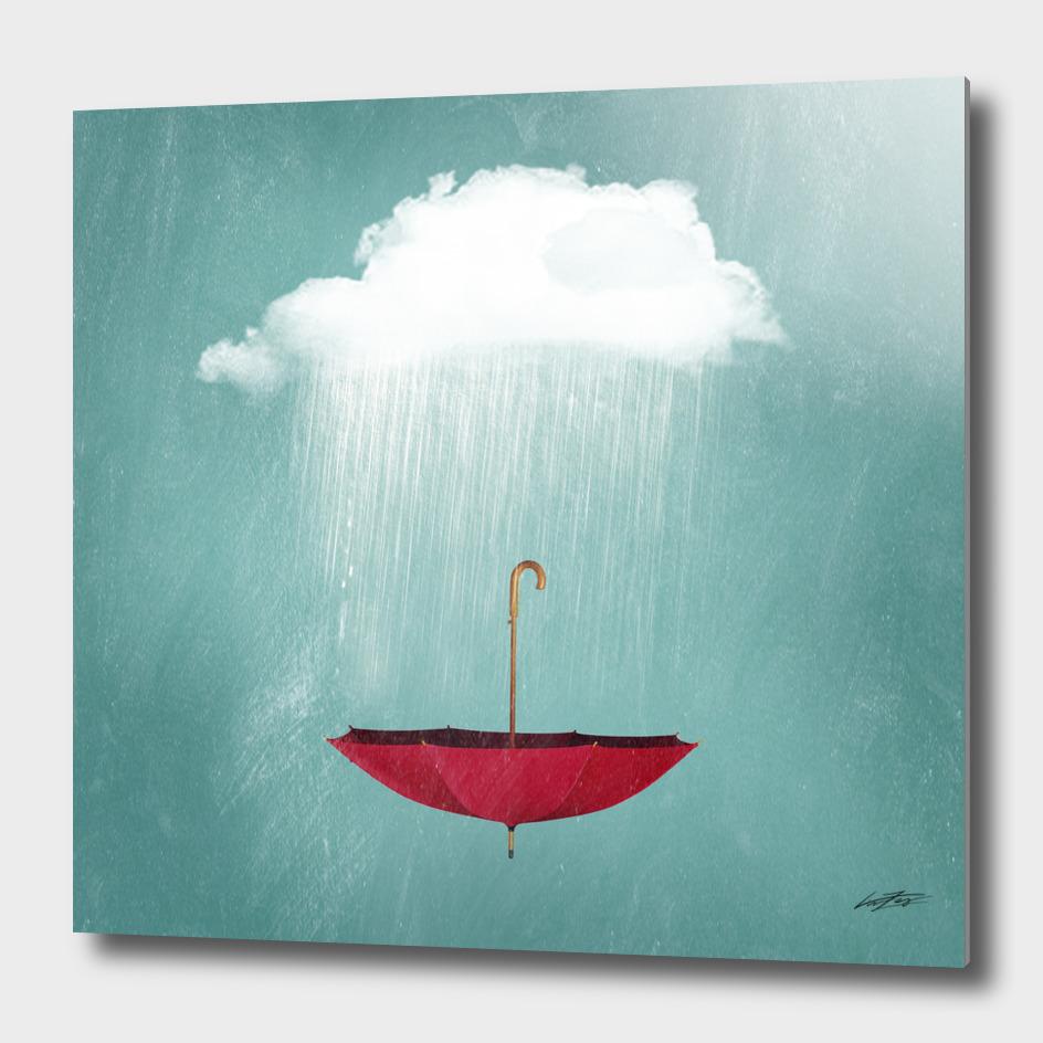 EMBRACING RAIN