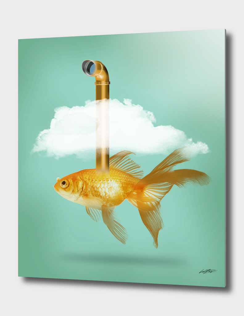PERISCOPE goldFISH