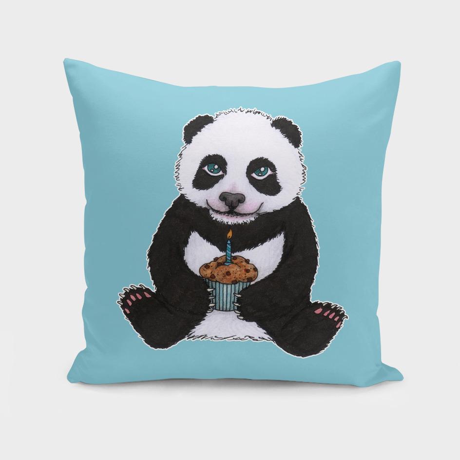 Baby panda's Birthday