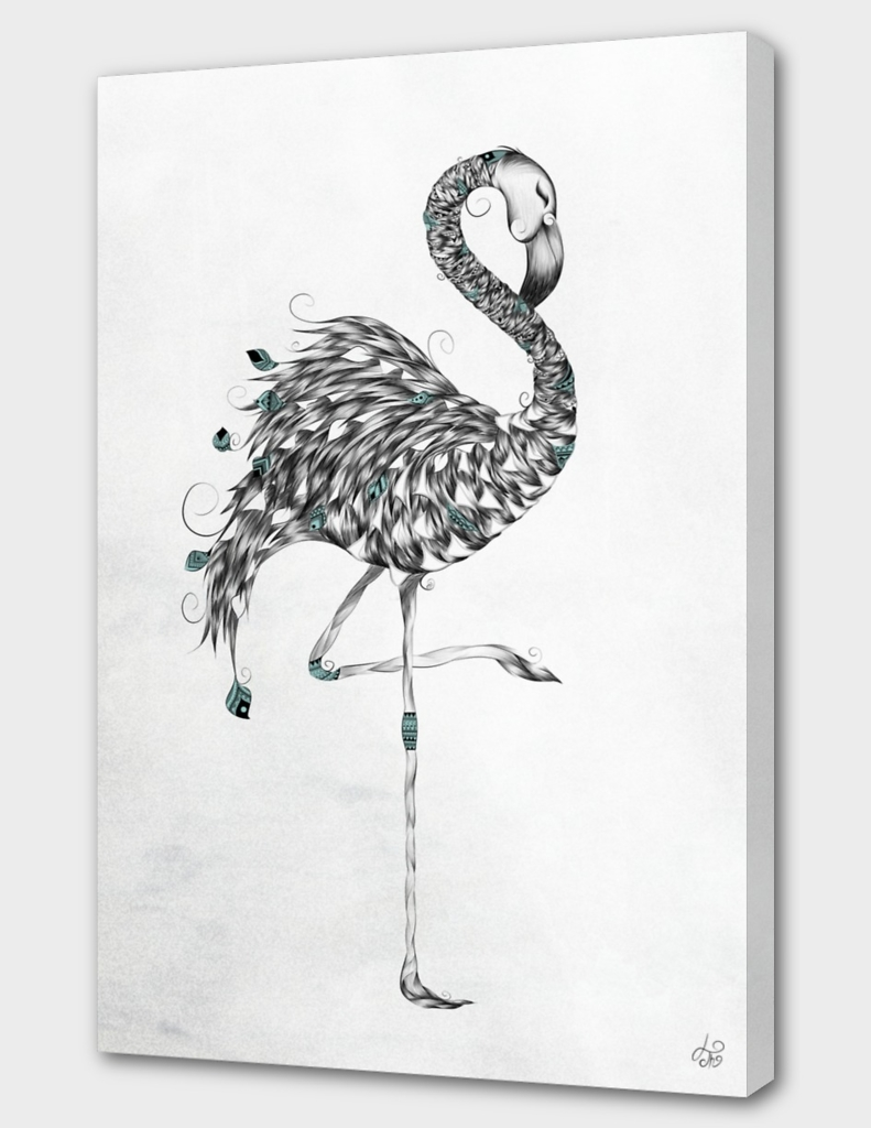 Poetic Flamingo