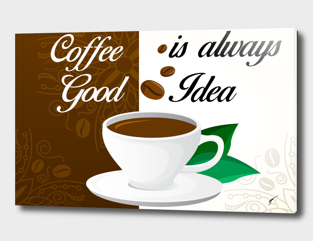Coffee Poster 33 - Coffe Idea
