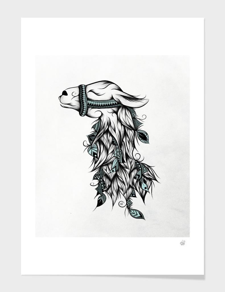 Poetic Lama