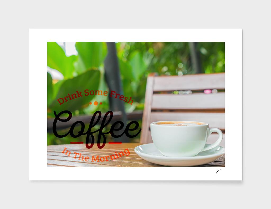 Coffee Poster 38 - Fresh Coffee