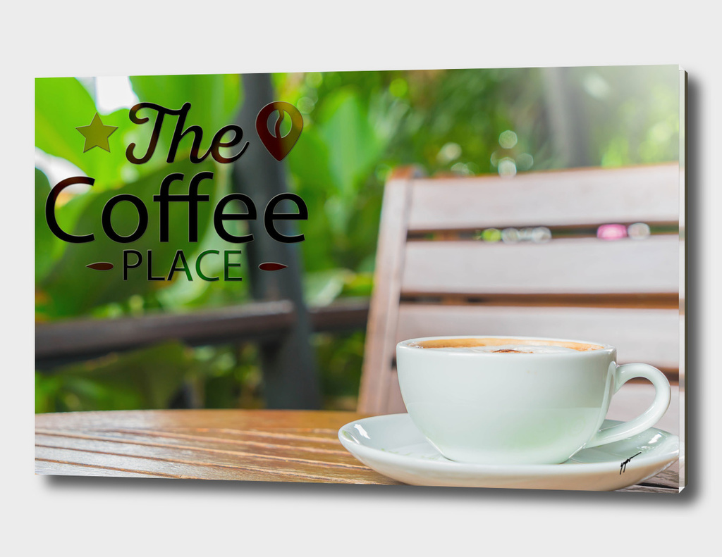 Coffee Poster 39 - Coffee Place