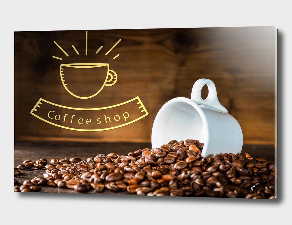 Coffee Poster 42 - Coffee Shop