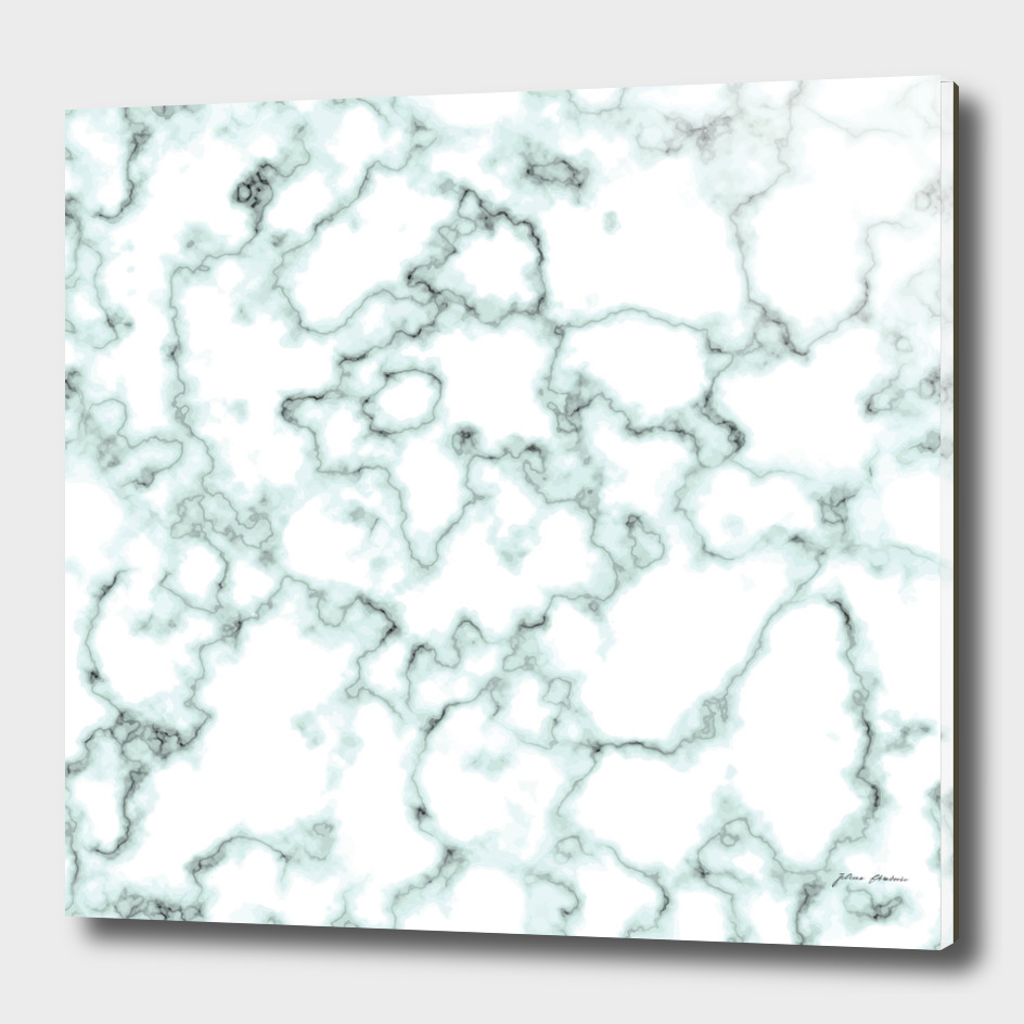 Marble Texture Pattern Green 043