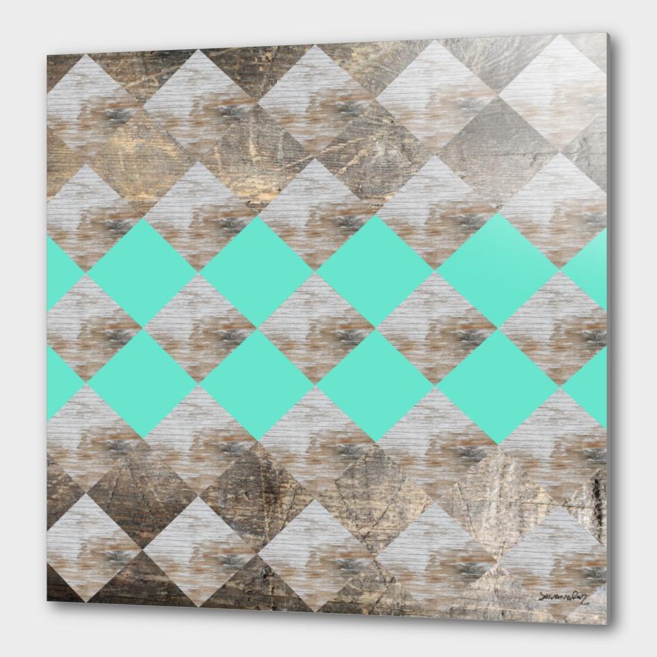 GeometricWood