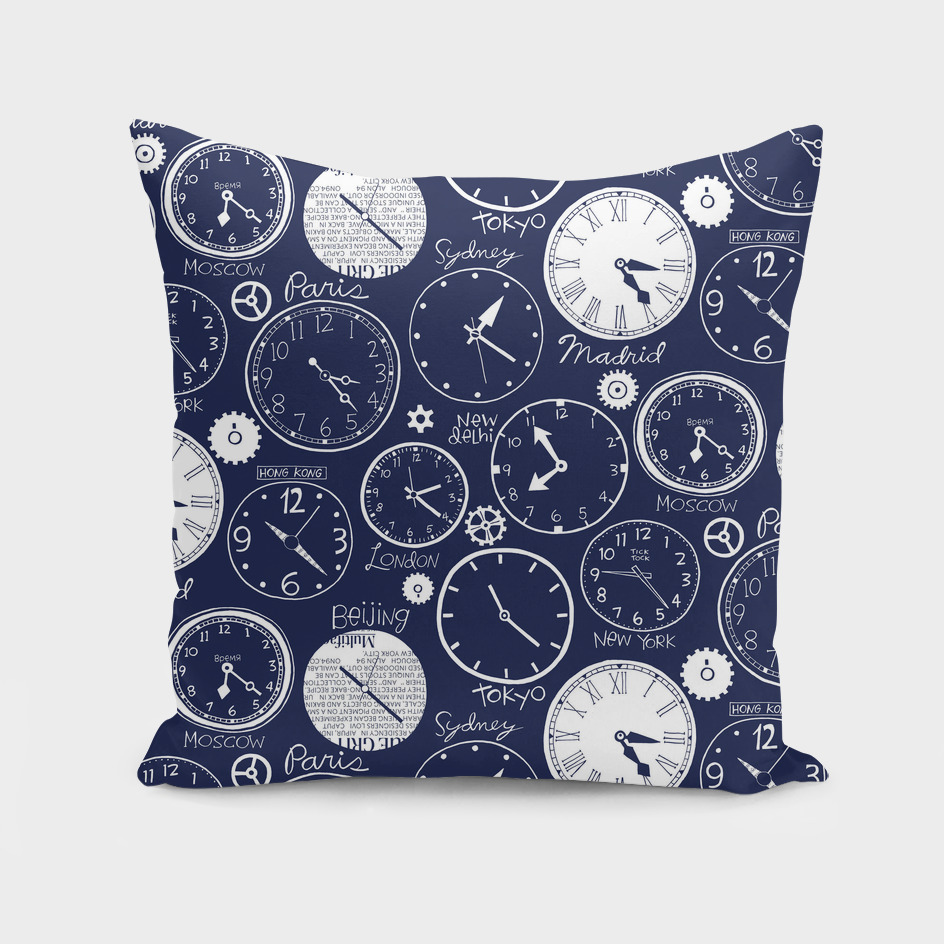 Time World Clocks