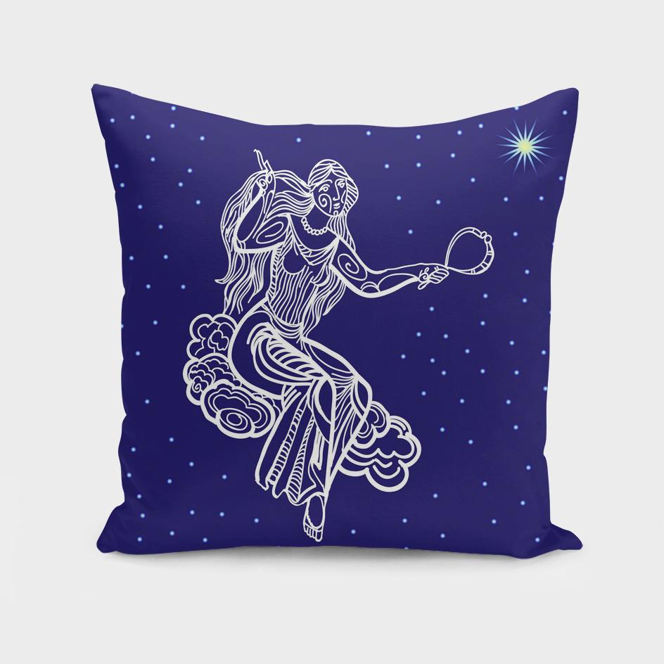 Virgo zodiac star