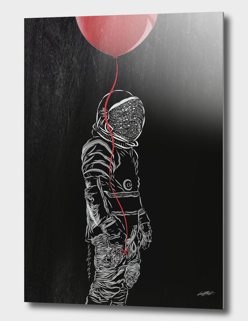 astronaut balloon IIII