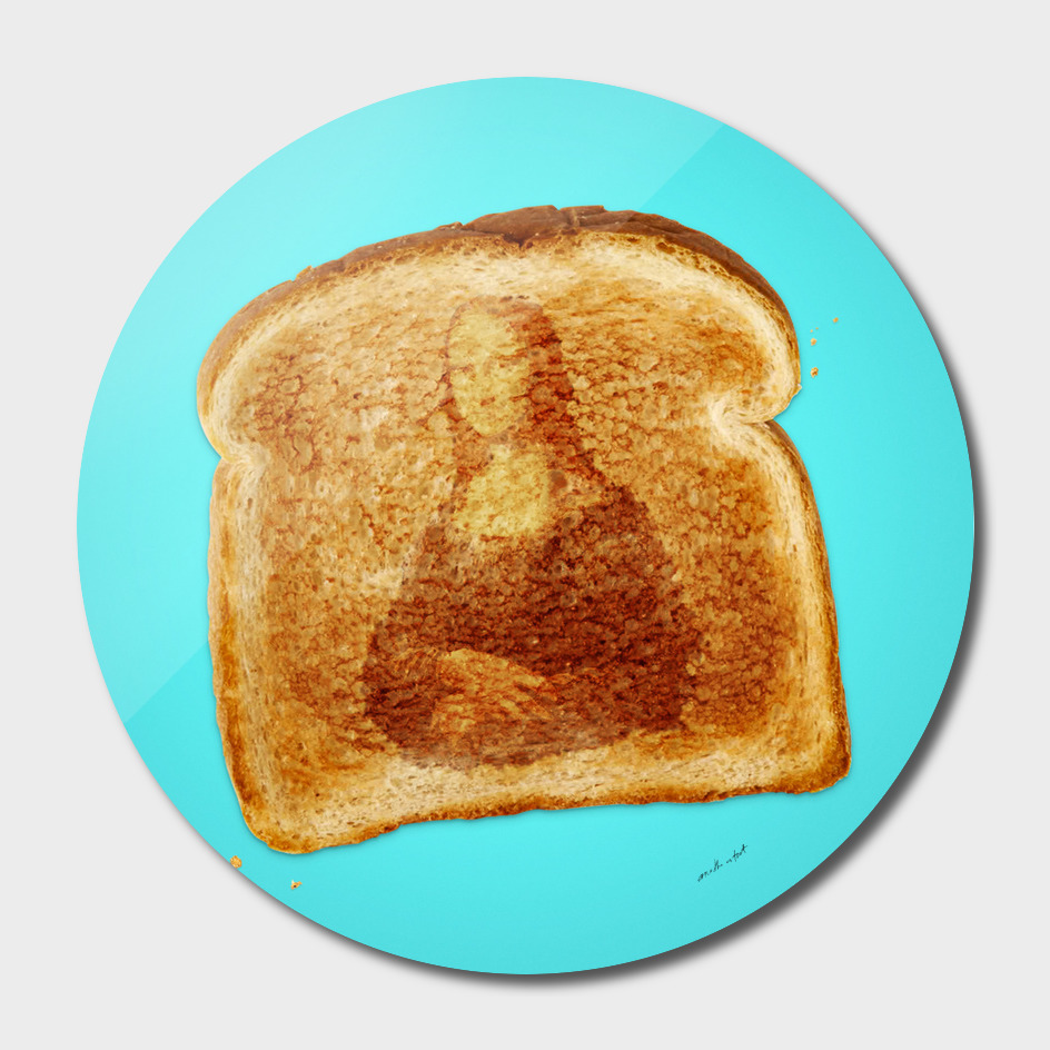 Toastie Mona Lisa