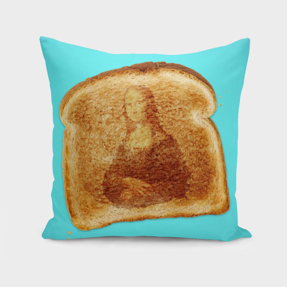 Toastie Mona Lisa