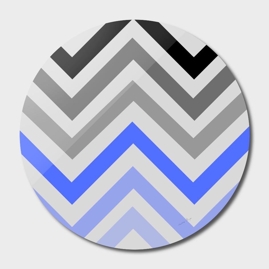 zig zag pattern