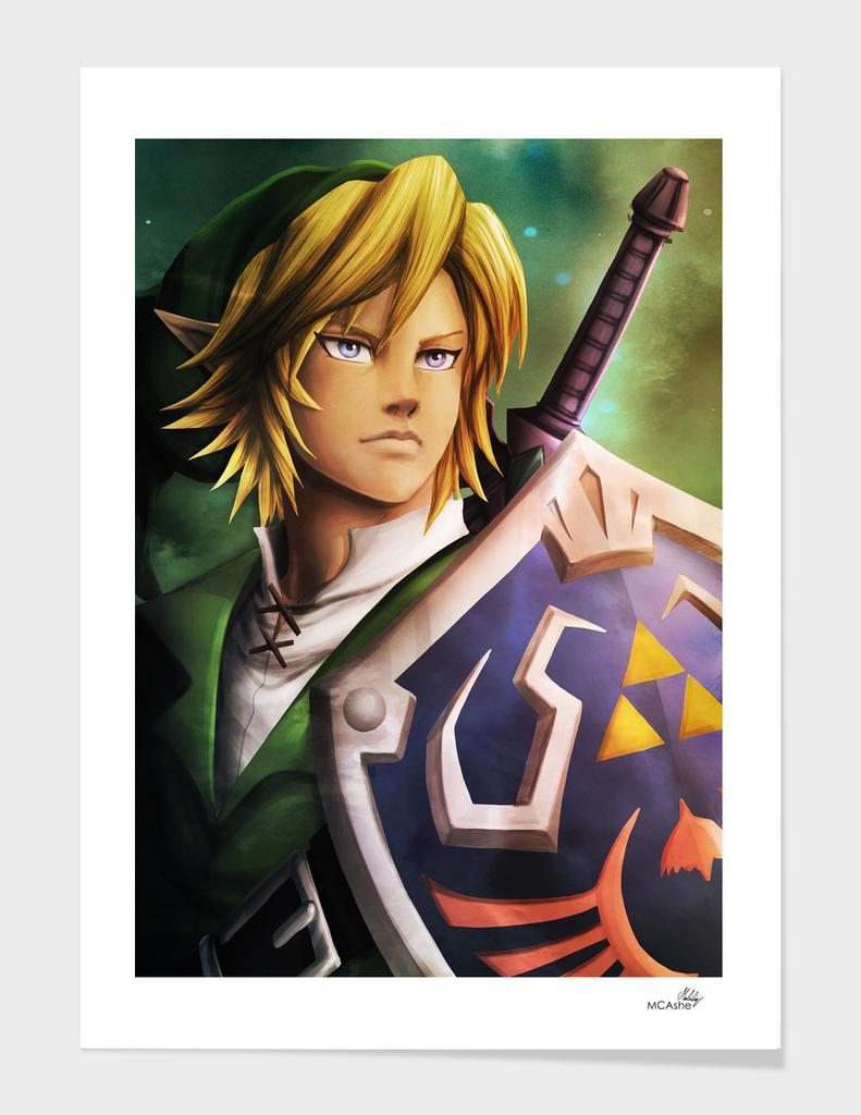 Link - the legend of Zelda Artwork