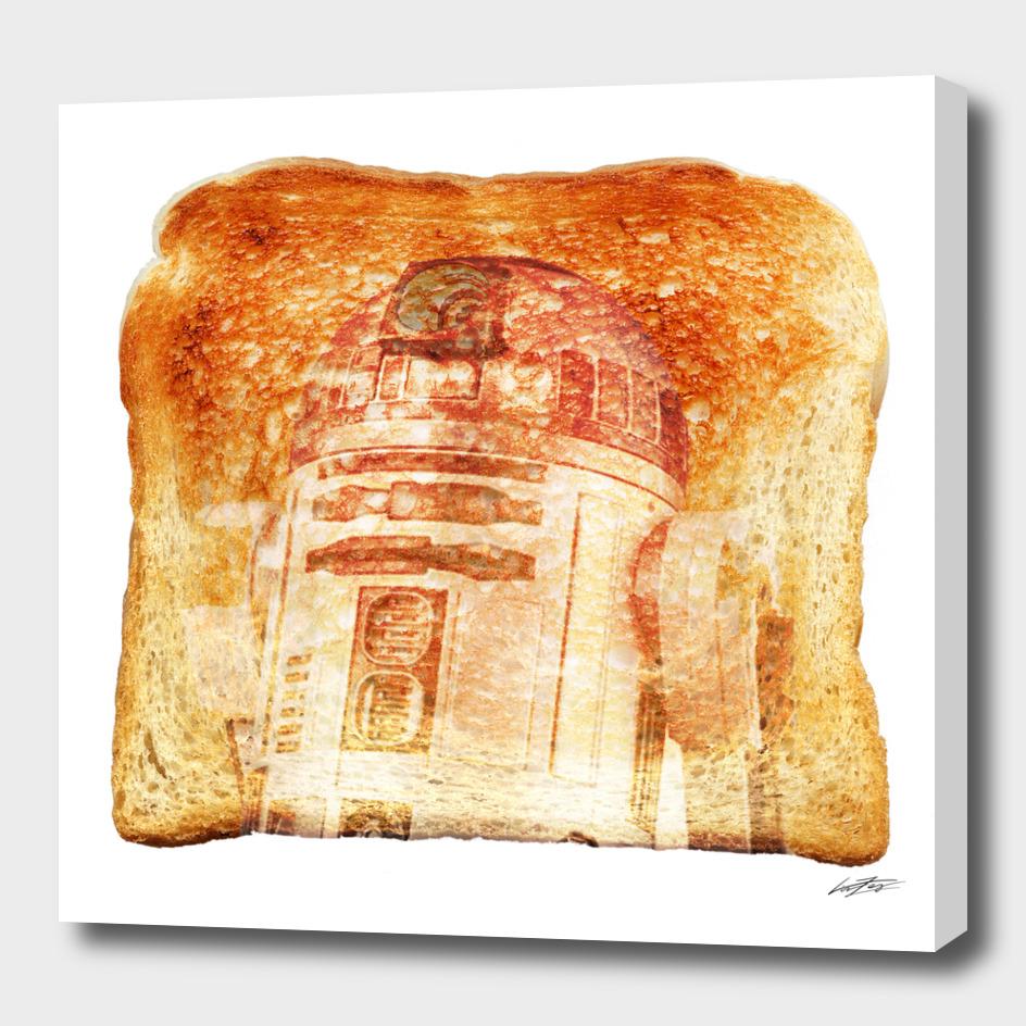 R2D2 Toast