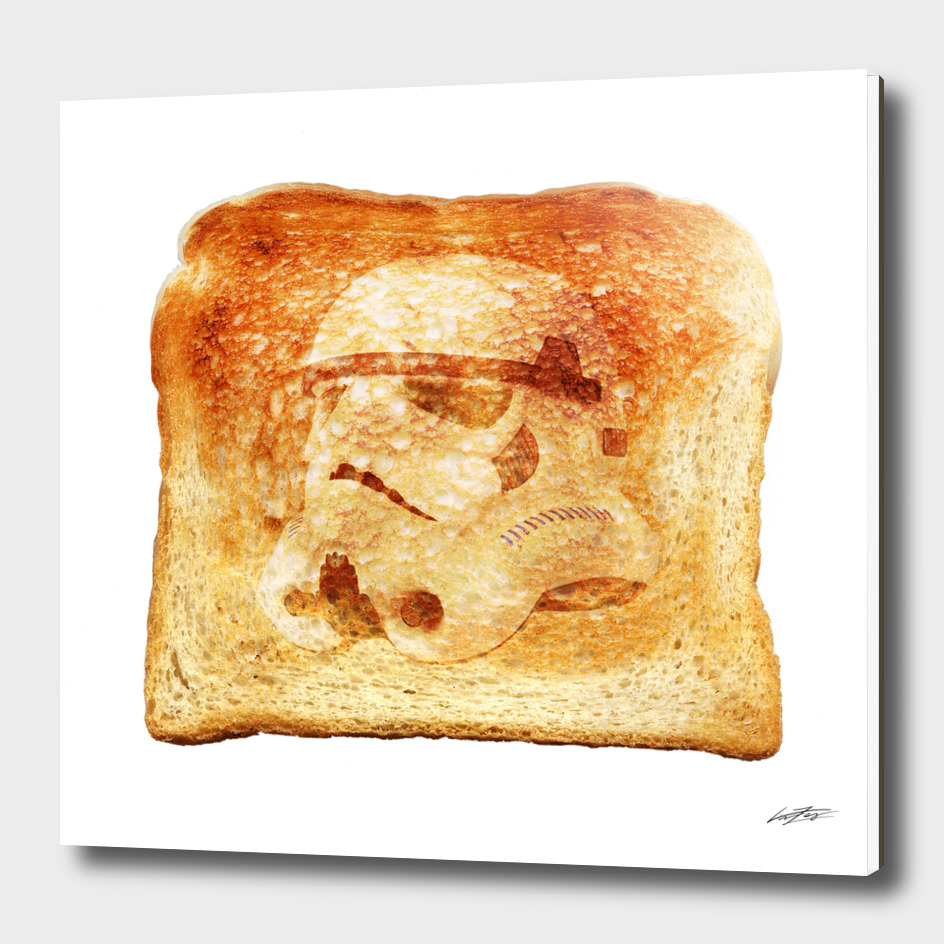 Trooper Toast