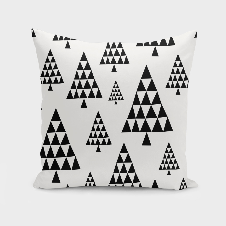 Geometric Christmas Trees 1