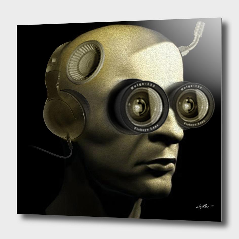 3001 lens head