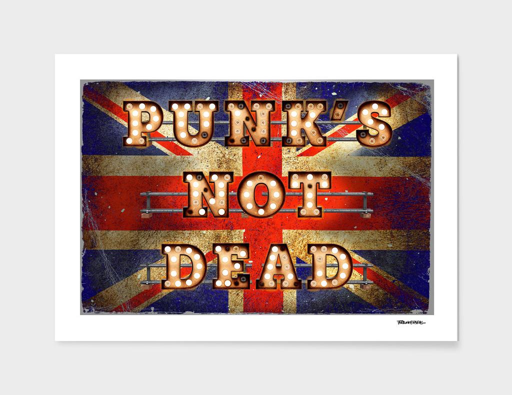 Punks not Dead - GB