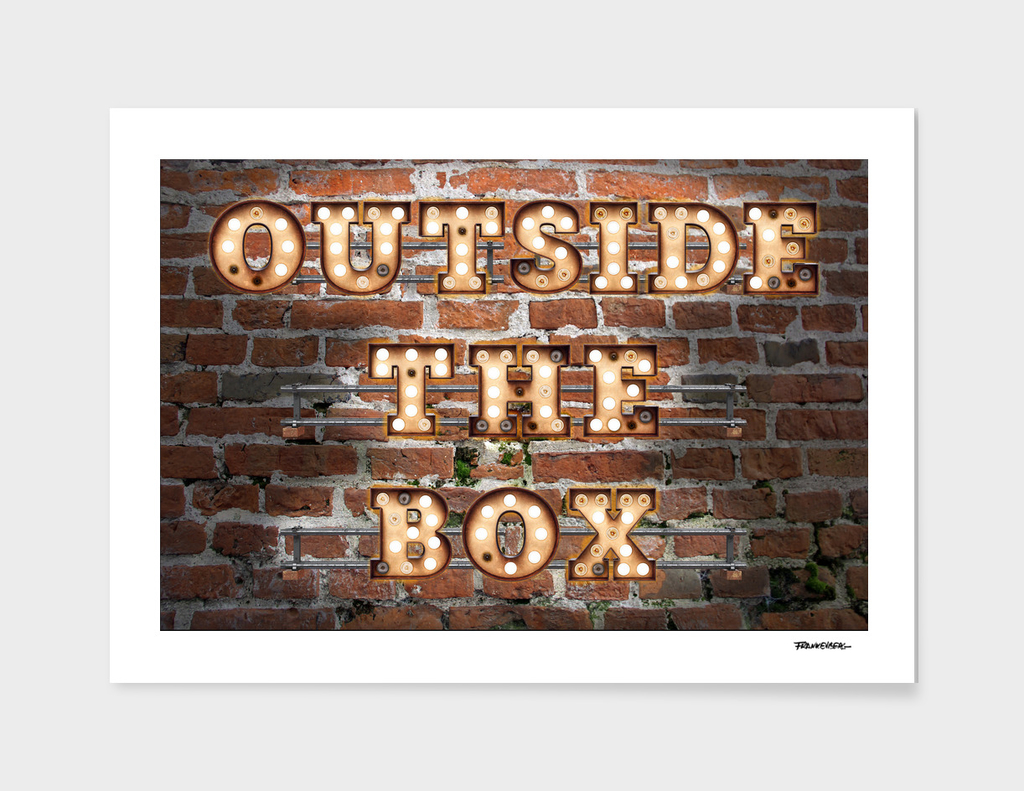 Outside the Box - Brick