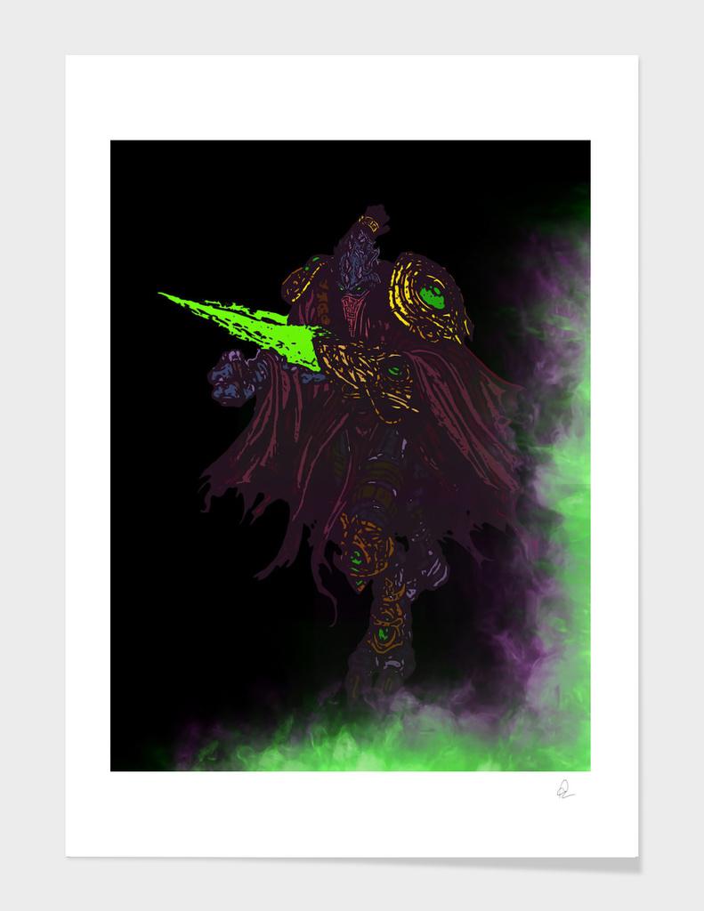 Zeratul, the Dark Prelate