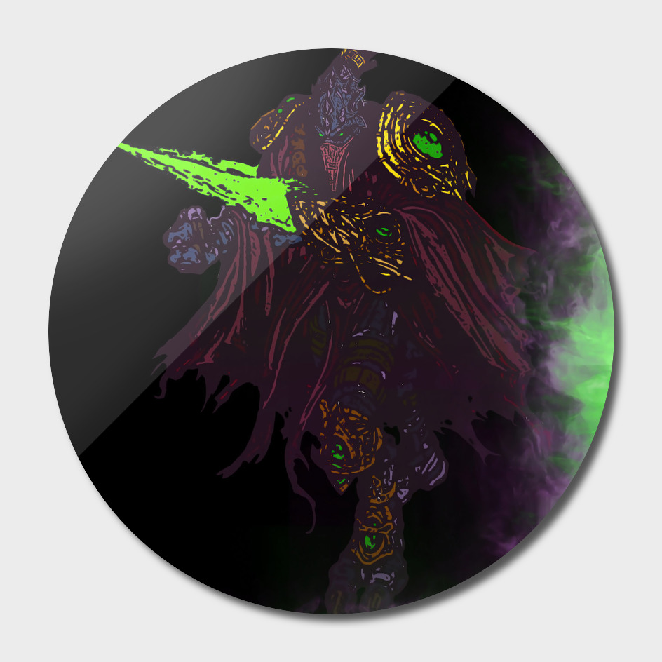 Zeratul, the Dark Prelate