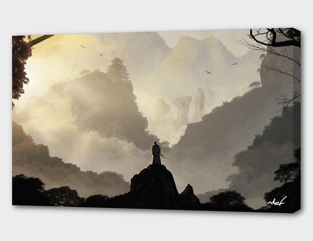 A Samurai's journey