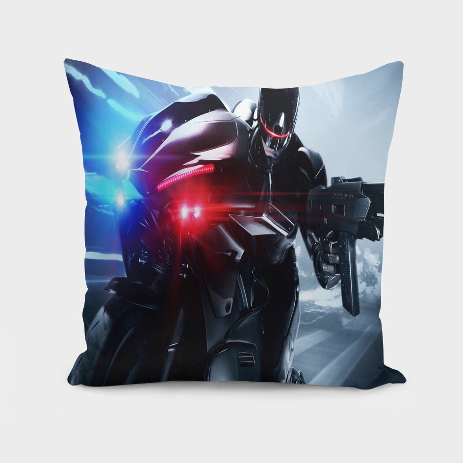 Robocop Police Super Hero
