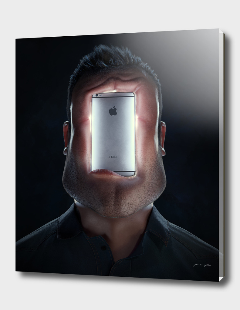 Mister Phone Face