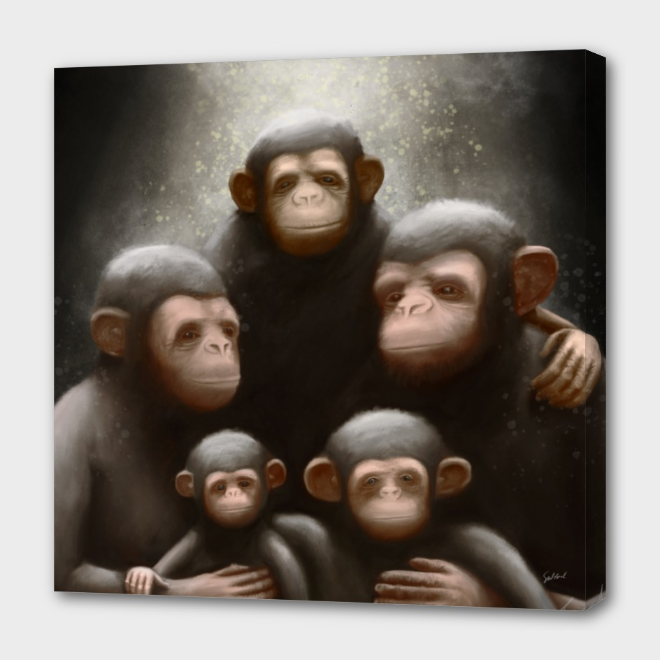 Monkey_family