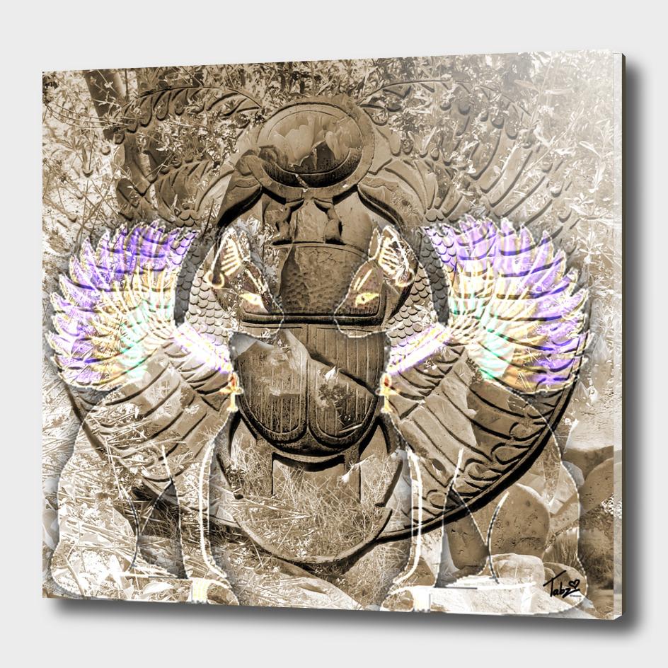 Deity Pagan Digital Art