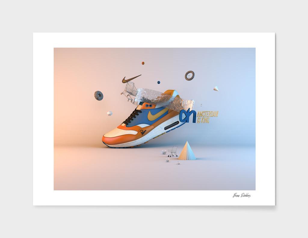 Air max Albert Heijn