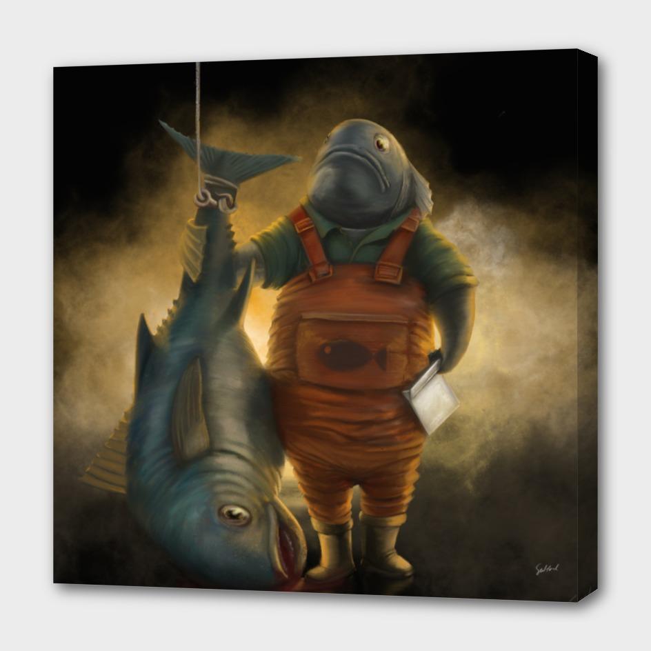 HUNTERS-TunaFish
