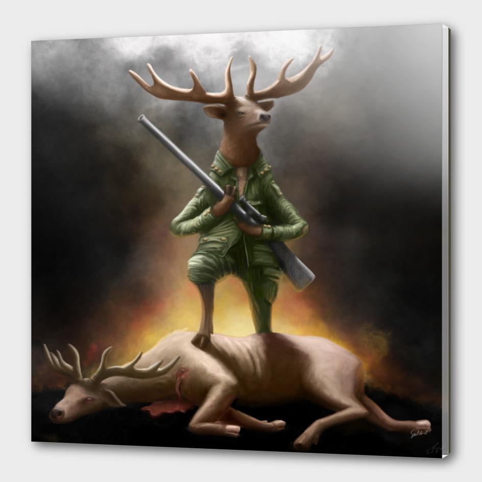 HUNTERS-Elk
