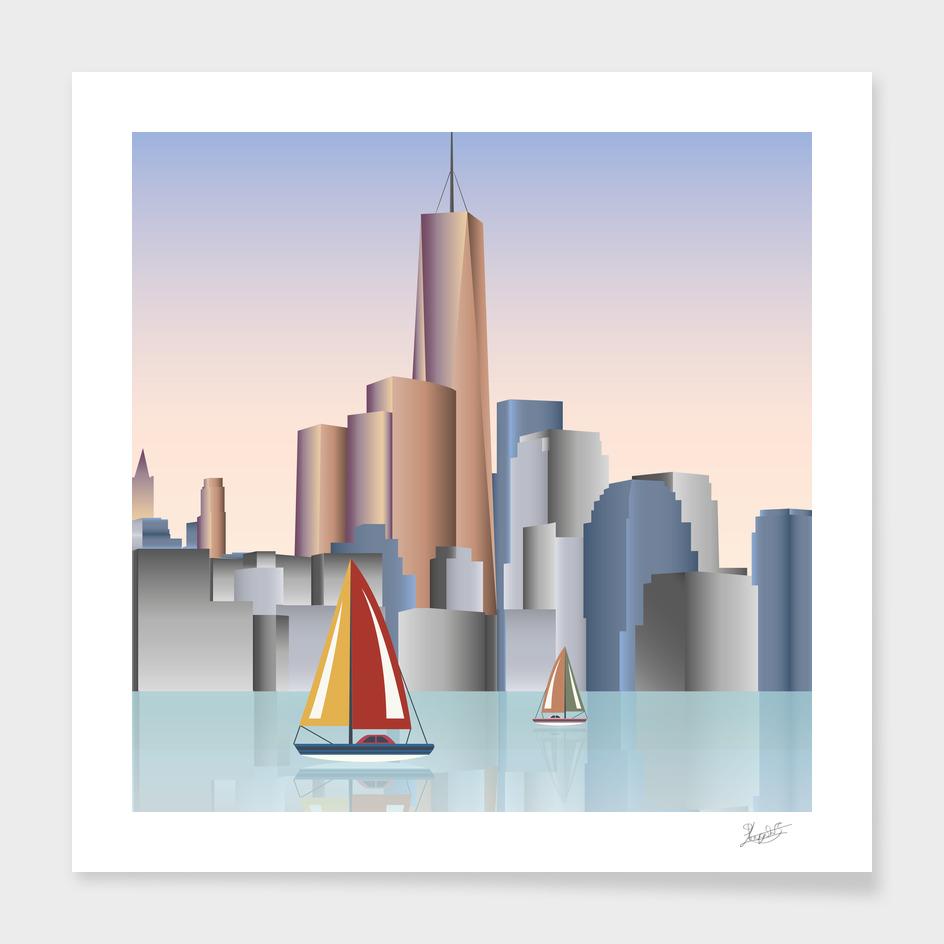 City Illustrated